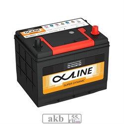 Аккумулятор 70 ALPHALINE SD 85D23L  Азия обратный - фото 5702