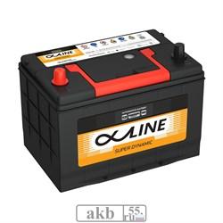 Аккумулятор 80 ALPHALINE SD 95D26R Азия прямой - фото 5705