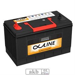 Аккумулятор 140 ALPHALINE SD 31S-1000 шпилька универс. - фото 5711