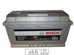 Аккумулятор 100 Bosch S5 обратный (600 402 830) - фото 5795