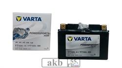 Аккумулятор 11 ah Varta PowerSport AGM 160а прямой - фото 6890
