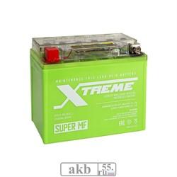 Аккумулятор 12v 13Ah Moto Xtreme UTX13 (YTX12)-BS iGEL прямая - фото 6896