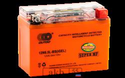 Аккумулятор 12v 6.5Ah Moto OUTDO 12N6,5L-BS iGEL обратная - фото 6900