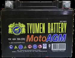 Аккумулятор 6 мтс 4 Тюмень AGM - фото 6916