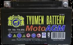 Аккумулятор 6 мтс 7 Тюмень AGM - фото 6917