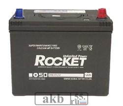 Аккумулятор 70Rocket SMF+50 (85D23L) борт Азия обратный - фото 7055