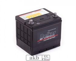 Аккумулятор 58.1 Delkor (26-550) прямой - фото 7062