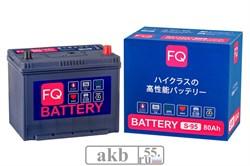 Аккумулятор 80 FQ 110D26L EFB  S-95 обратный - фото 7065