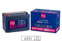 Аккумулятор 90 FQ 125D31R EFB прямой - фото 7067