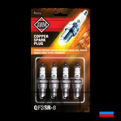 Свечи зажигания AWM QF3SR-8  - фото 7097