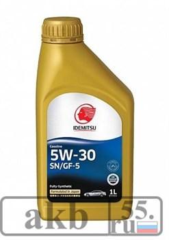 IDEMITSU  5W-30 SN/CF-5  F-S 1L синт. пласт - фото 7117