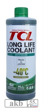 Антифриз TCL LLC -40C зеленый, 1 л - фото 7148