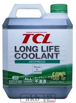 Антифриз TCL LLC -40C зеленый, 4л - фото 7149