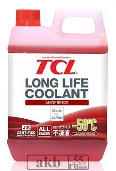 Антифриз TCL LLC -50C красный, 2 л - фото 7154