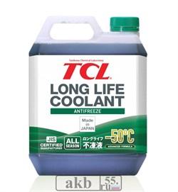 Антифриз TCL LLC -50C зеленый, 4 л - фото 7157