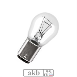 Лампа P21/5W 12V BAY15D   LYNXauto L14221 - фото 7225