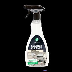 """Очиститель натуральной кожи """"Leather Cleaner"""" 500 мл. GRASS - фото 7333"""