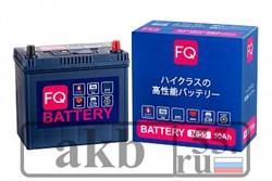 Аккумулятор 50 FQ 80B24L N-55 EFB обратный - фото 7352