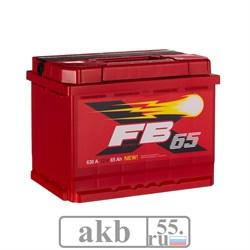 Аккумулятор FB 65 прямой - фото 7383