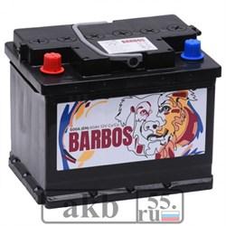 Аккумулятор BARBOS 60 прямой - фото 7384