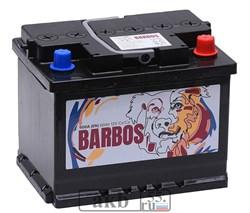 Аккумулятор BARBOS 60 обратная - фото 7386
