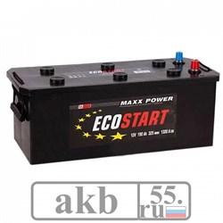 Аккумулятор 190.4 Ecostart конус прямой - фото 7396