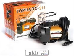Компрессор для шин 30 л/мин TORNADO-911 - фото 7405