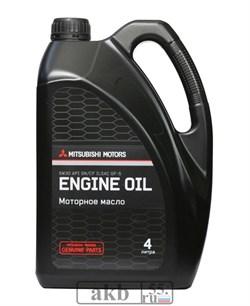 MITSUBISHI 5W-30 Genuine Oil Synthetic SN/CF 4L - фото 7505