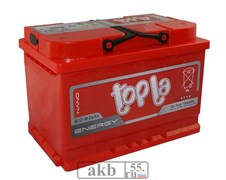 Аккумулятор 75  Topla Energy  обратный