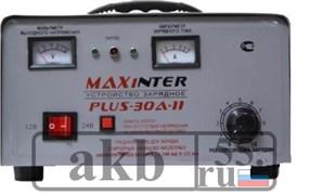 Maxinter ЗАРЯДНОЕ УСТРОЙСТВА PLUS-30a ВТ-11 (12-24v)