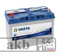 Аккумулятор 95  Varta Blue Dynamic   Азия обратный