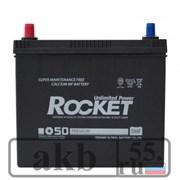 Аккумулятор 55 Rocket SMF + 50 (75B24R) Азия прямая
