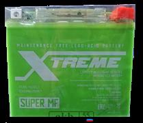 Аккумулятор 12V 20a Moto Xtreme YT20L- 4iGEL обратный