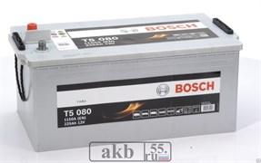 Аккумулятор 225 Bosch T5 обратный (0092T50800)