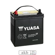 Аккумулятор  45 YUASAMF Black 65B24R Азия прямой