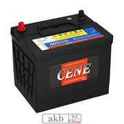 Аккумулятор 70 CENE 80D23L Азия обратный