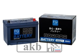Аккумулятор 90 FQ 105D31L Азия обратный