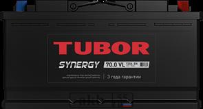 Аккумулятор 70.0 TUBOR SYNERGY Kamina обратный