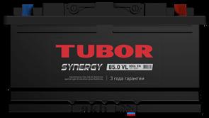 Аккумулятор 85.0 TUBOR SYNERGY низкий обратный
