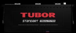 Аккумулятор 190.3 TUBOR Standart обратный