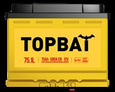Аккумулятор 75.1 TOPBAT прямая