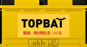 Аккумулятор 90.0 TOPBAT обратный
