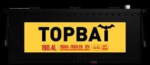 Аккумулятор 190.4 TOPBAT прямой