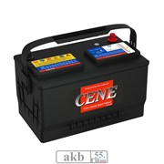 Аккумулятора 100 CENE 65-850 прямой