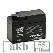 Аккумулятор 2.3 Ah Moto OUTDO  YTR4A-BS (2.5Аh)