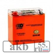 Аккумулятор  12Ah OUTDO YT14B-4 iGEL прямой