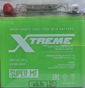 Аккумулятор 12v 10Ah Xtreme 12N10-BS iGEL прямая