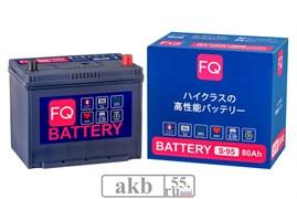 Аккумулятор 80 FQ 110D26L EFB  S-95 обратный