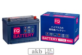 Аккумулятор 90 FQ 125D31L EFB обратный