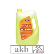 Антифриз желтый G12++ AGA Z65 (-65) 5 л.